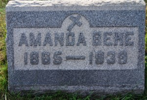 Amanda Delozier Behe