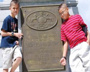Cambria Veterans Memorial