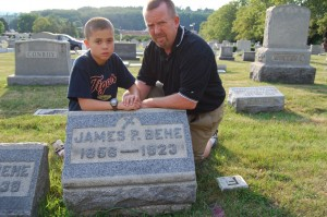 James Patrick Behe I, II, and III